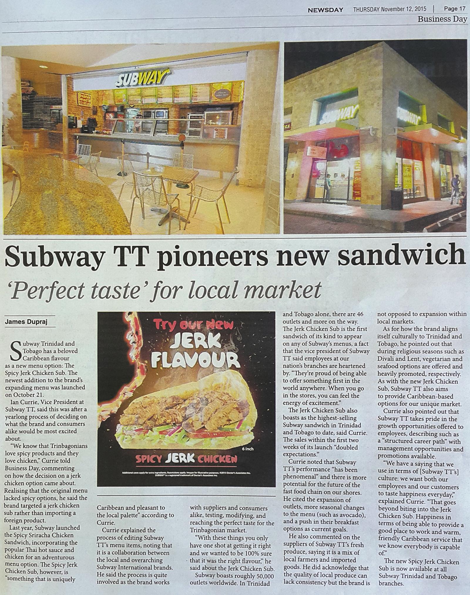 Subway-TT-pioneers-new-sandwich