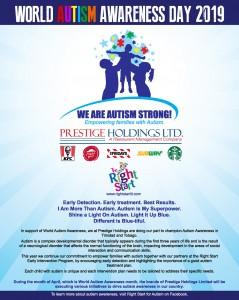World Autism Awareness Day 2019