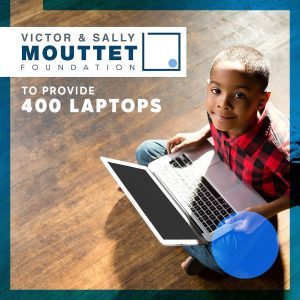 Children to receive 400 laptops, with 3 months free WiFi
